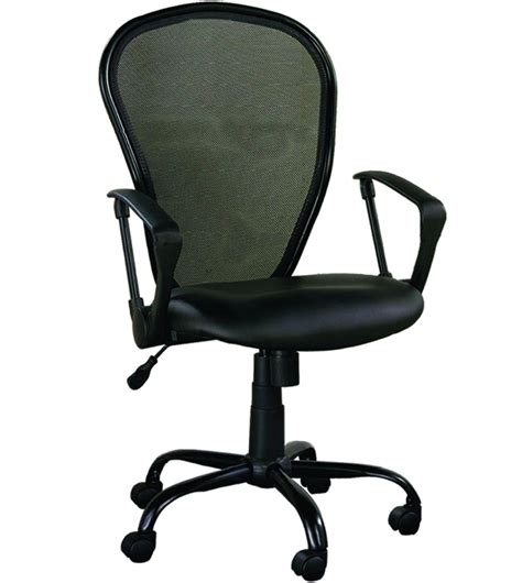 Ergonomic Office Desk Chairs Ergonomic Office Chair Black Mesh In Office Chairs