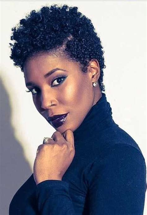 short black hair style for 40yearold 17 best ideas about short afro hairstyles on pinterest