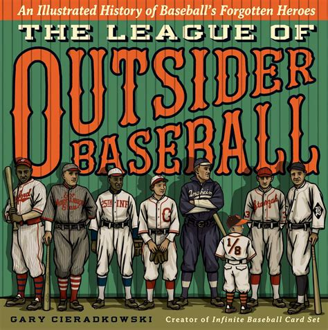 the and the gent league book 1 books the league of outsider baseball book by gary