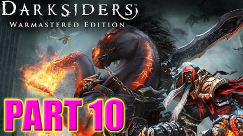 Sony Ps4 Darksiders Warmastered Edition darksiders warmastered edition ps4 gameplay part 10 the hallows walkthrough part 3