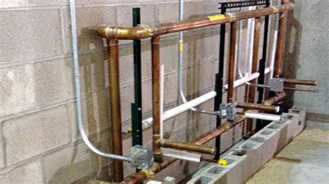 Wall Plumbing by The Bricks And Mortar Industry Enters The Digital Age