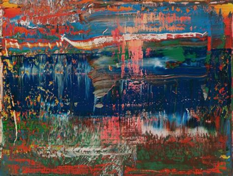 5 Painting Artists by Abstract Painting 940 5 187 187 Gerhard Richter