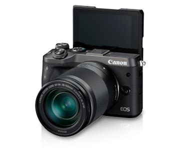 photography eos m6 kit (ef m18 150 is stm) canon singapore