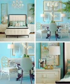 Aqua Home Decor by American Woman Tiffany Blue