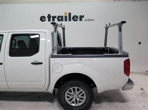 2016 nissan frontier ladder racks tracrac