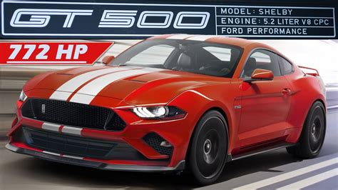 2019 Ford Shelby Gt500 by 2019 Shelby Gt500 Arrived From Ford Possible Specs