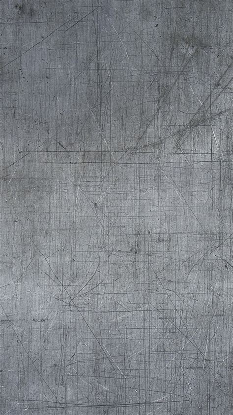 wallpaper android texture scratched gray metal surface android wallpaper free download