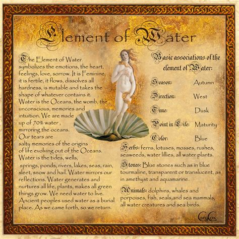 book of shadows pictures book of shadows the element of water page 1 by