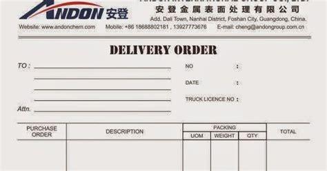 percetakan nota faktur jatake tangerang cetak form delivery order