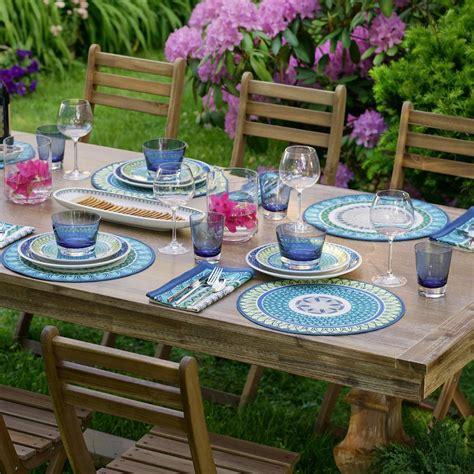 Villeroy And Boch Garden Cork Placemats by Villeroy Boch Casale 15 In Multi Color Color
