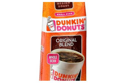 dunkin donuts whole bean coffee coupons