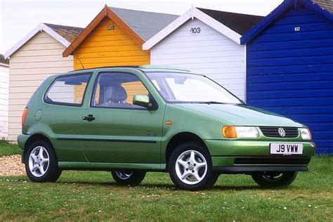 volkswagen polo 1999 volkswagen polo iii 1994 car review honest john
