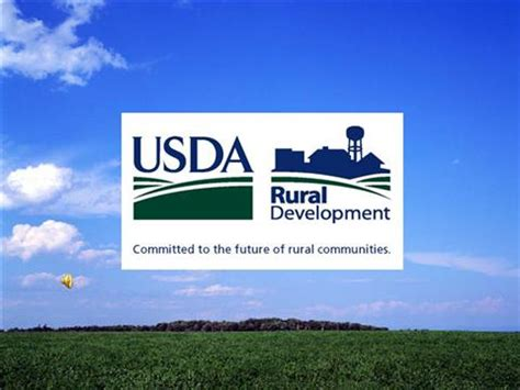 usda rual development usda rural development overview authorstream