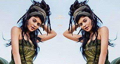 kylie faux locs kylie jenner dons dreadlocks and military boots for teen vogue