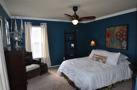 sherwin williams quot really teal quot for a bedroom home staging redesign by