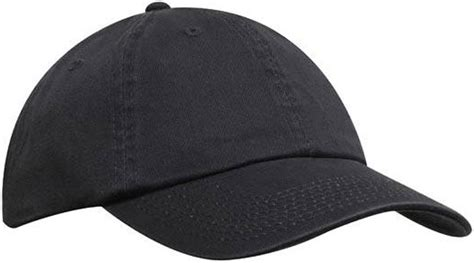 custom made unstructured baseball hats caps washed chino