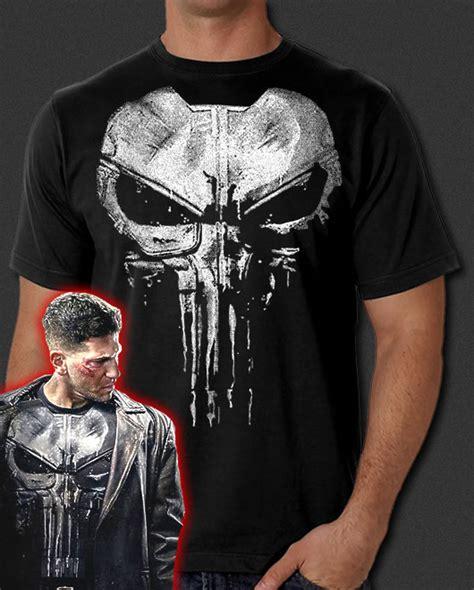 Kaos Punisher Armour Tshirt Tees T Shirt the punisher new skull jon bernthal frank castle