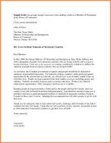 Template For Immigration Reference Letter by 7 Personal Recommendation Letter For Immigration Sle