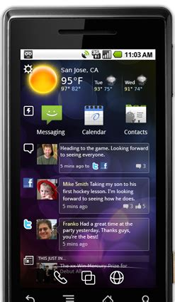 hiplogic launches *spark – 'android home screen