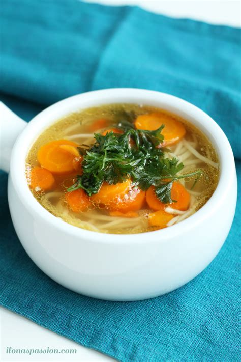 A 2nd Helping Of Chicken Soup easy chicken soup recipe oh my creative