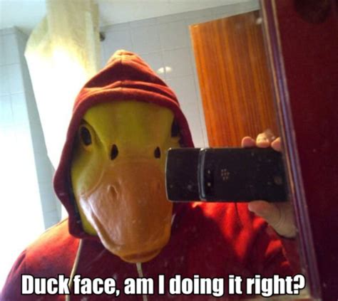 Funny Duck Face Meme - irti funny picture 5842 tags duck face selfie mirror