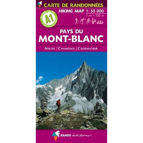 mont blanc 1 50 000 contoured hiking map gps compatible laminated kompass books buy hiking map a1 pays du mont blanc 1 50 000 hiking