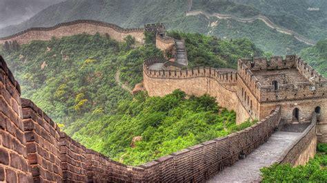 great wall  china wallpapers wallpaper cave