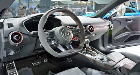 Audi Tt Rs Interior by 2017 Audi Tt Rs Release Date And Prices Car Release Date