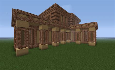 Blueprints For My House by The Library Minecraft Project
