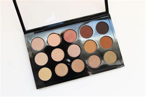 Eyeshadow X15 Warm Neutral mac eyeshadow x 15 warm neutral palette the