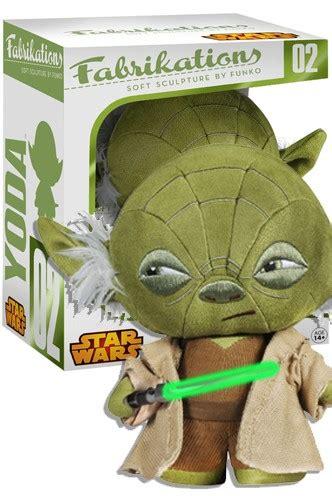 Funko Yoda Fabrikations 4061 peluche fabrikations yoda raccoongames es