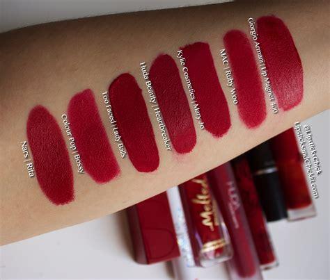 The Heartbreaker by Huda Heartbreaker Liquid Matte Lipstick Dupe
