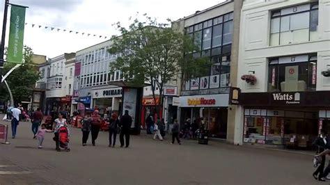 city centre mã nchen town centre and shops northton