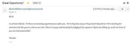 10 Things Every Influencer Outreach Email Needs To Have Reach Out Email Template