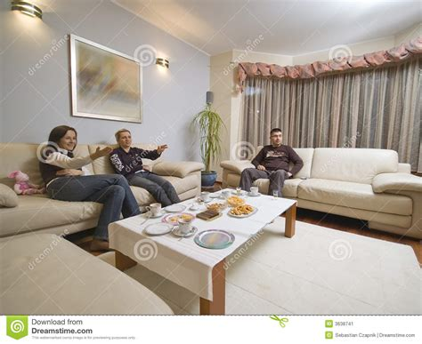 talking rooms talking in living room stock image image of adults looking 3638741