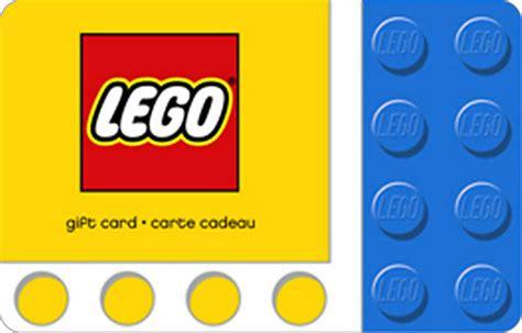 Lego Gift Card Email - geschenkkarte verschenken lego shop