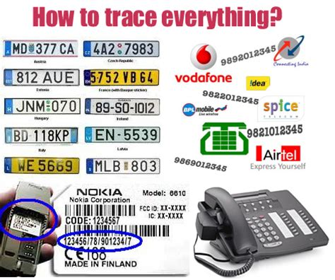 Ip Address Phone Number Tracker How To Trace Mobile Number Imei Number Vehicle Number Ip Address Std Code For Free
