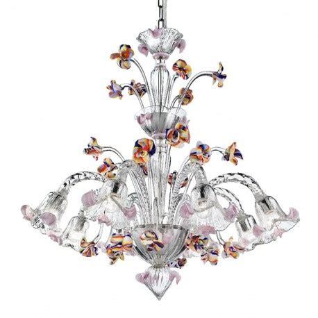 venezianischer luster quot carnevale quot murano glass chandelier murano glass chandeliers
