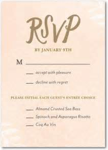 25 best ideas about wedding response cards on wedding invitations response