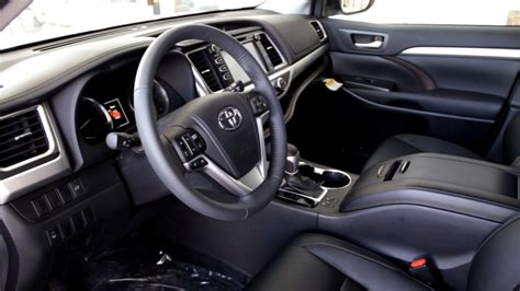 2014 Toyota Highlander Interior Dimensions by 2014 Toyota Highlander Interior Release Date Price And