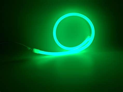 rgb led neon flex optically modified pvc extrusion smd