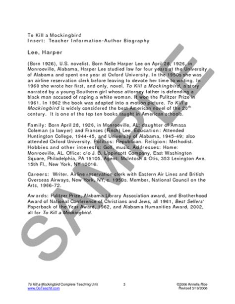 Essay Introductions For To Kill A Mockingbird by To Kill A Mockingbird Essay Introduction