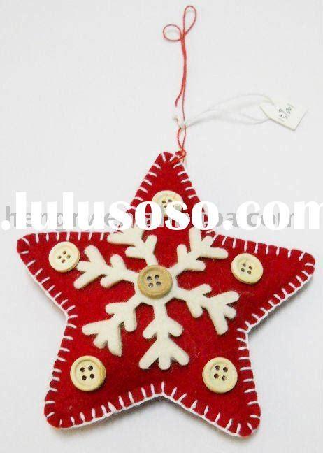Handmade Articles For Sale - 159001 2011 sale handmade felt ornaments