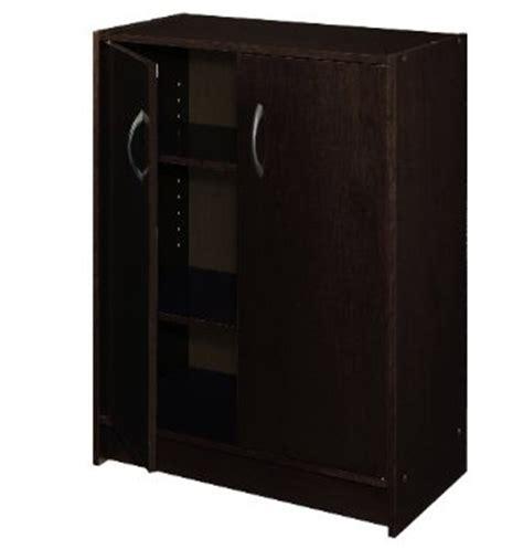 Closetmaid Components 8925 Closetmaid 2 Door Laminate Stackable Organiser Espresso