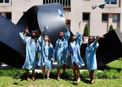Columbia Mba Graduation 2017 by What Columbia Mbas Made This Year