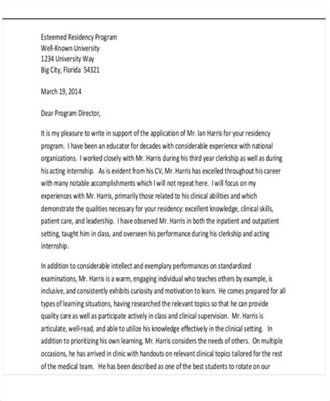 Letter Of Recommendation Ucf transfer recommendation letter template 5 free word