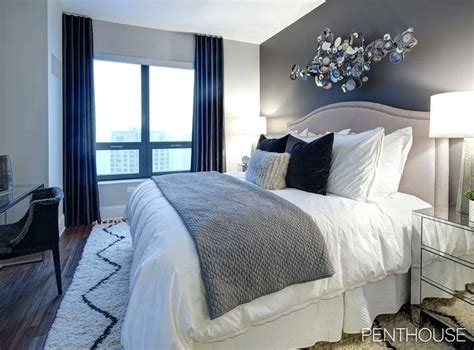 decorating with gray and blue grey and blue bedroom decor mesmerizing grey and navy blue