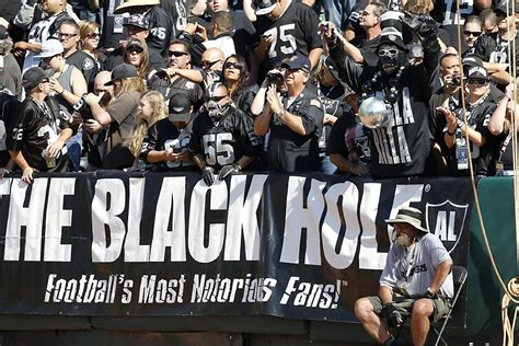 Raiders Black Section by Raiders Stadium Plan Black Or Money Pit San