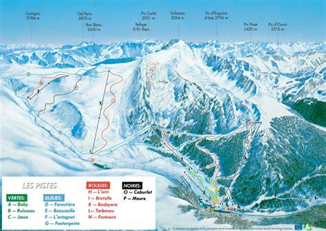 Station de ski Ascou Pailhères Pyrénées Ariège Hébergements