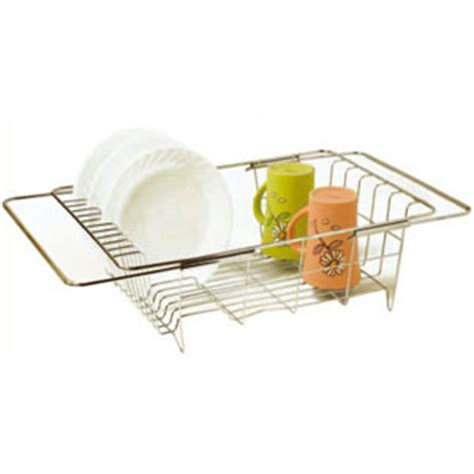 Expandable Dish Rack by Expandable Sink Dish Drainer Dd10127 Hdsfs7